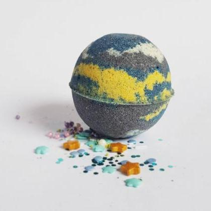Intergalactic Bath Bomb with Eco Gl..