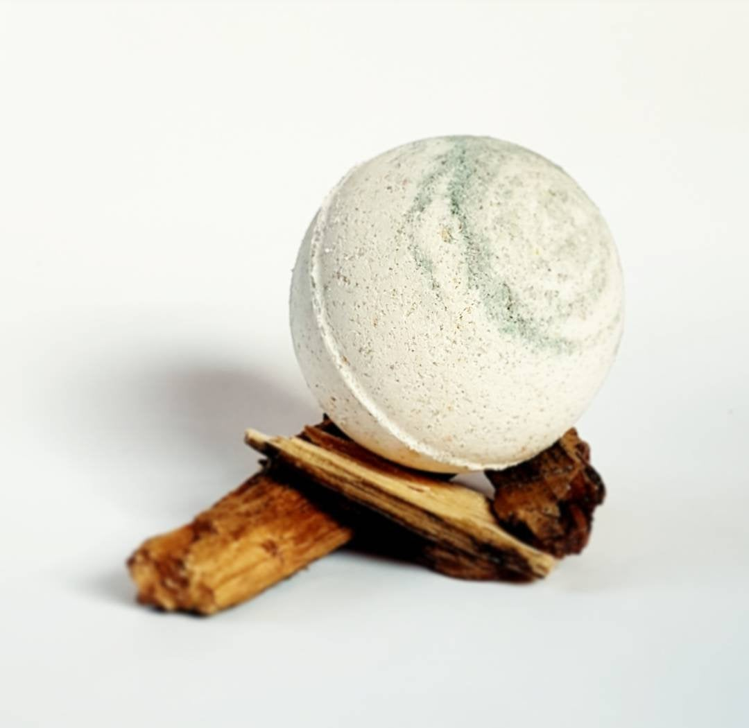 Fire Smoke Bath Bomb