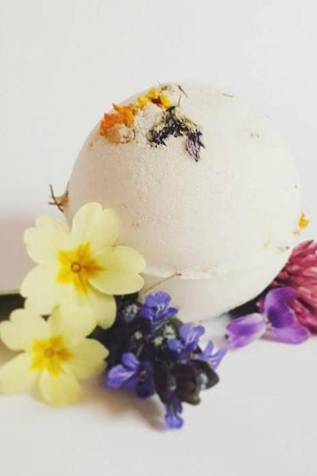 Irish Wildflower Bath Bomb