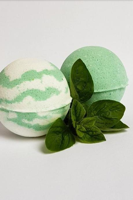 Sinus Soother Bath Bomb